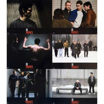 UN PROPHETE Photos de film 21x30 cm - 2009 - Jacques Audiard, Tahar Rahim