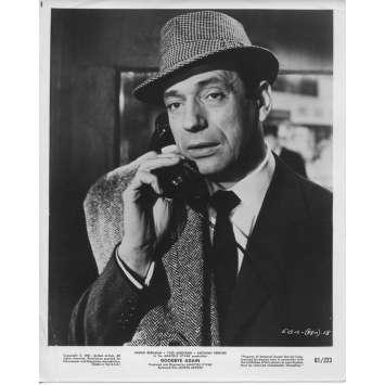 AIMEZ-VOUS BRAHMS Photo de presse 20x25 cm - N01 1961 - Yves Montand, Anatole Titvak