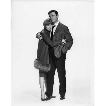 MA GEISHA Photo de presse 20x25 cm - N03 1962 - Yves Montand, Jack Cardiff