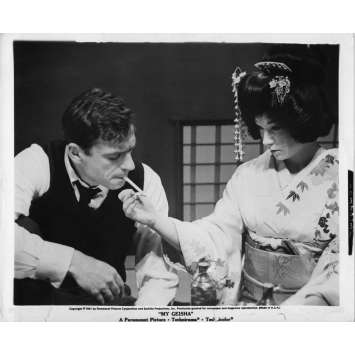 MY GEISHA Movie Still 8x10 in. - N02 1962 - Jack Cardiff, Yves Montand