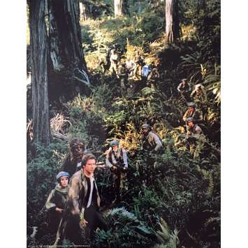 STAR WARS - THE RETURN OF THE JEDI Movie Still 16x20 in. - 1983 - Richard Marquand, Harrison Ford