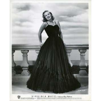 VIRGINIA MAYO Original Movie Still 8x10 in. - 1949
