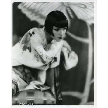 LOUISE BROOKS Photo de presse Américaine Originale 20x25 cm - R1960's