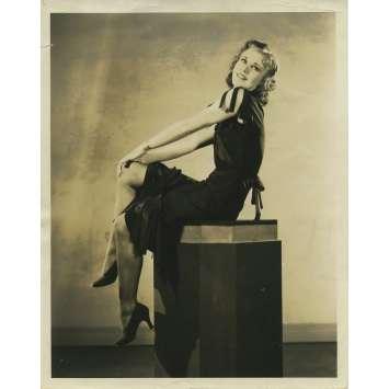 GINGER ROGERS Original Movie Still 8x10 in. - 1935