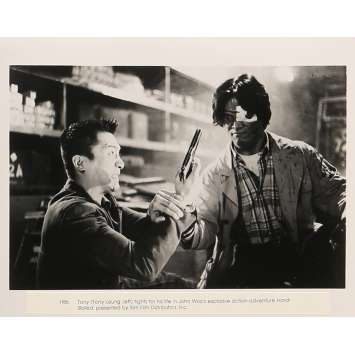 HARD BOILED Movie Still 8x10 in. - N06 1992 - John Woo, Chow Yun-Fat