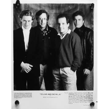 POLICE FEDERALE LOS ANGELES Photo de presse 20x25 cm - N02 1984 - Willem Dafoe, William Friedkin
