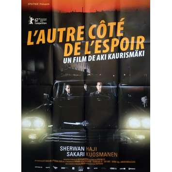 THE OTHER SIDE OF HOPE Movie Poster 47x63 in. - 2017 - Aki Kaurismäki, Ville Virtanen