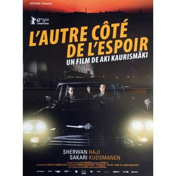 THE OTHER SIDE OF HOPE Movie Poster 15x21 in. - 2017 - Aki Kaurismäki, Ville Virtanen