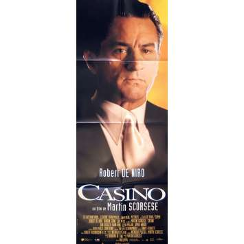 CASINO Affiche de film 60x160 cm - Style C 1995 - Robert de Niro, Martin Scorsese