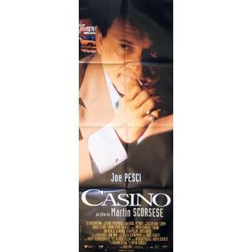CASINO Affiche de film 60x160 cm - Style B 1995 - Joe Pesci, Martin Scorsese