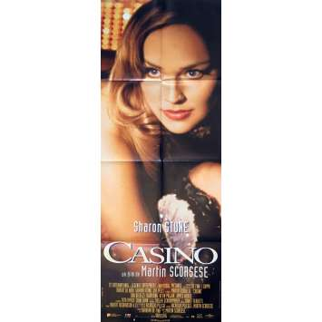 CASINO Movie Poster 23x63 in. - Style A 1995 - Martin Scorsese, Robert de Niro
