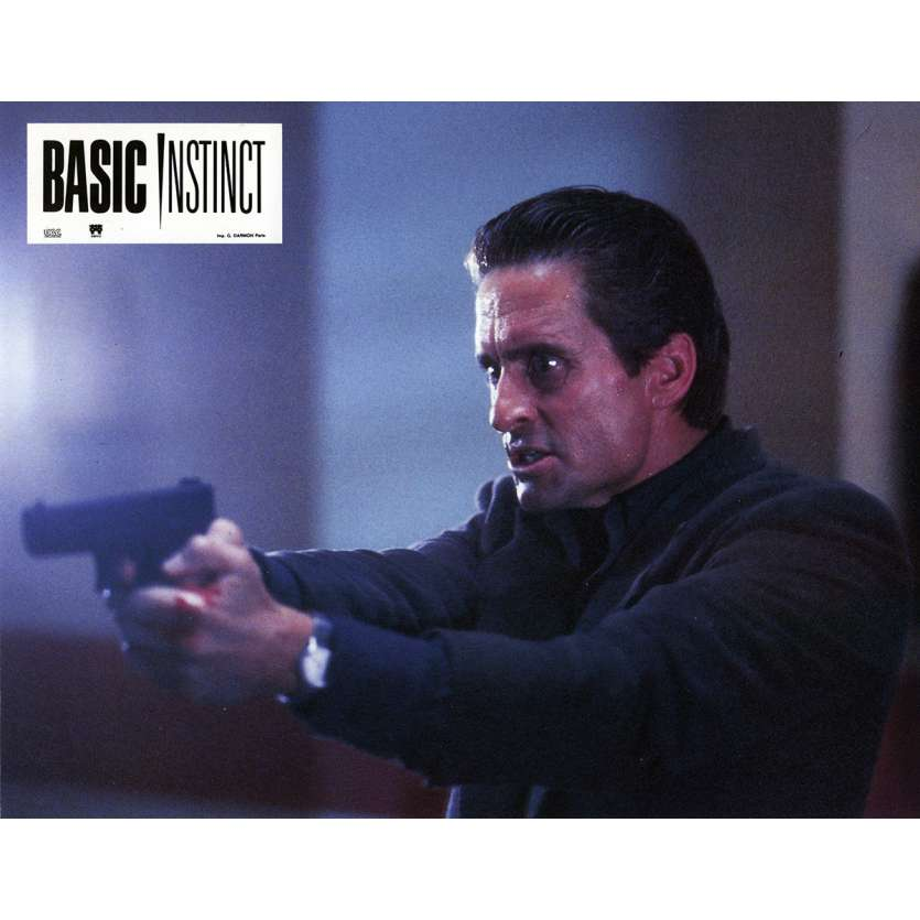 BASIC INSTINCT Photo de film 21x30 cm - N04 1992 - Sharon Stone, Paul Verhoeven