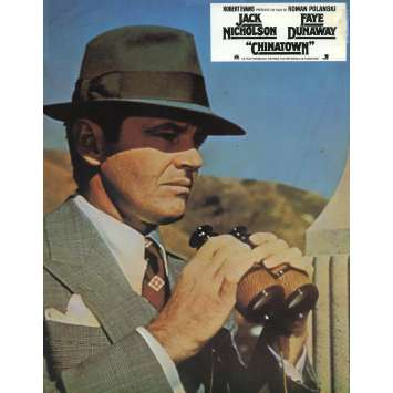 CHINATOWN Photo de film 21x30 - 1974 - Jack Nicholson, Roman Polanski