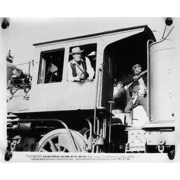 THE WILD BUNCH Movie Still 8x10 in. - N07 1969 - Sam Peckinpah, Robert Ryan