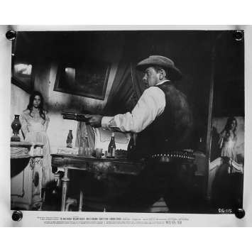 LA HORDE SAUVAGE Photo de presse 20x25 cm - N05 1969 - Robert Ryan, Sam Peckinpah