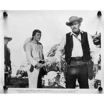 LA HORDE SAUVAGE Photo de presse 20x25 cm - N01 1969 - Robert Ryan, Sam Peckinpah