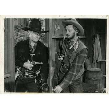 HOPPY SERVES A WRIT Movie Still 8x10 in. - 1943 - George Archainbaud, Robert Mitchum