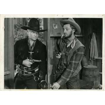 HOPPY SERVES A WRIT Photo de presse 20x25 cm - 1943 - Robert Mitchum, George Archainbaud