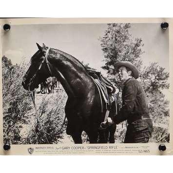 LA MISSION DU COMMANDANT LEX Photo de presse 20x25 cm - 1952 - Gary Cooper, André de Toth