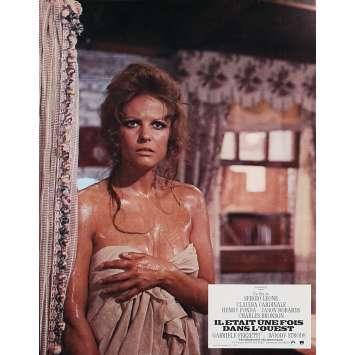 IL ETAIT UNE FOIS DANS L'OUEST Photo de film 21x30 cm - N01 R1970 - Henry Fonda, Sergio Leone