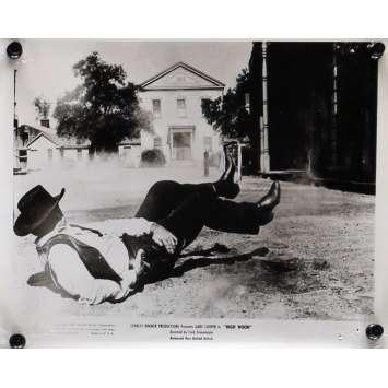LE TRAIN SIFFLERA TROIS FOIS Photo de presse 20x25 cm - N08 1952 - Gary Cooper, Fred Zinnemann