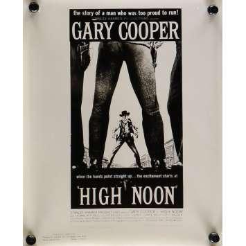 HIGH NOON Movie Still 8x10 in. - N04 1952 - Fred Zinnemann, Gary Cooper