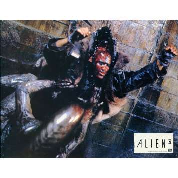 ALIEN 3 Lobby Card 9x12 in. - N07 1992 - David Fincher, Sigourney Weaver