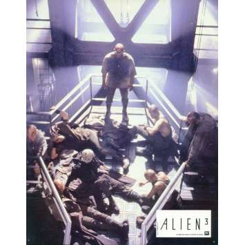 ALIEN 3 Lobby Card 9x12 in. - N06 1992 - David Fincher, Sigourney Weaver