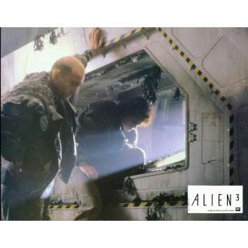 ALIEN 3 Lobby Card 9x12 in. - N05 1992 - David Fincher, Sigourney Weaver