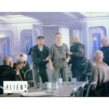ALIEN 3 Lobby Card 9x12 in. - N04 1992 - David Fincher, Sigourney Weaver