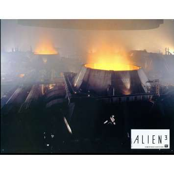 ALIEN 3 Lobby Card 9x12 in. - N02 1992 - David Fincher, Sigourney Weaver