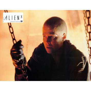 ALIEN 3 Lobby Card 9x12 in. - N01 1992 - David Fincher, Sigourney Weaver