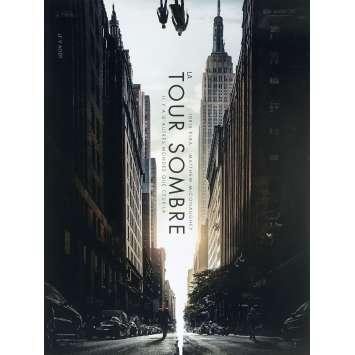 THE DARK TOWER Movie Poster 15x21 in. - Adv. A 2017 - Nikolaj Arcel, Matthew McConaughey