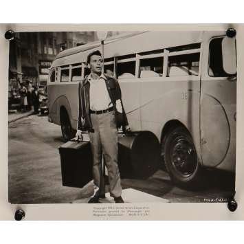 L'HOMME AU BRAS D'OR Photo de presse 20x25 cm - N05 1955 - Franck Sinatra, Otto Preminger