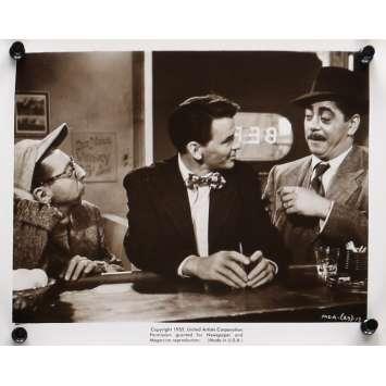 L'HOMME AU BRAS D'OR Photo de presse 20x25 cm - N02 1955 - Franck Sinatra, Otto Preminger