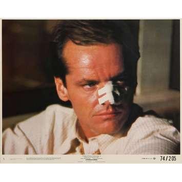 CHINATOWN Lobby Card 8x10 in. - N05 1974 - Roman Polanski, Jack Nicholson