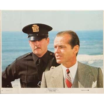 CHINATOWN Lobby Card 8x10 in. - N06 1974 - Roman Polanski, Jack Nicholson