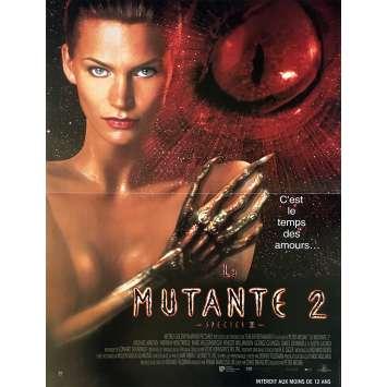 LA MUTANTE 2 Affiche de film 40x60 cm - 1998 - Natasha Henstridge, Peter Medak