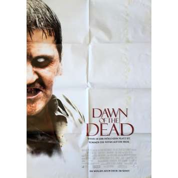 DAWN OF THE DEAD Movie Poster 29x40 in. - 2004 - Zack Snyder, Sarah Polley