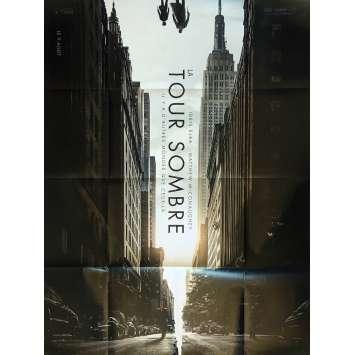LA TOUR SOMBRE Affiche de film 120x160 cm - 2017 - Matthew McConaughey, Nikolaj Arcel