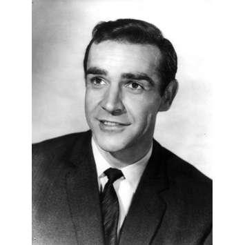 PAS DE PRINTEMPS POUR MARNIE Photo de presse - 18x24 cm. - R1980 - Sean Connery, Alfred Hitchcock