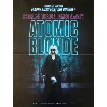 ATOMIC BLONDE Movie Poster - 15x21 in. - 2017 - David Leitch, Charlize Theron