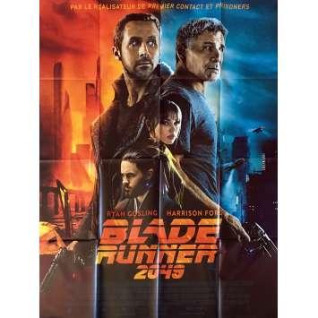 BLADE RUNNER 2049 Affiche de film Def. - 120x160 cm. - 2017 - Harrison Ford, Dennis Villeneuve