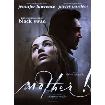 MOTHER Movie Poster - 15x21 in. - 2017 - Darren Aronofsky, Jennifer Lawrence