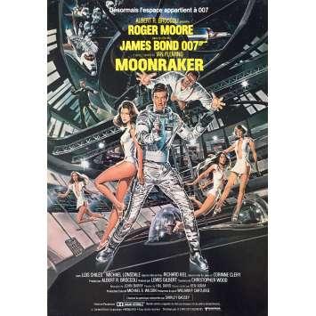 MOONRAKER Herald - 9x12 in. - 1979 - James Bond, Roger Moore