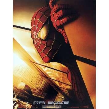 SPIDERMAN 2 Affiche de film - 40x60 cm. - 2004 - Tobey Maguire, Sam Raimi