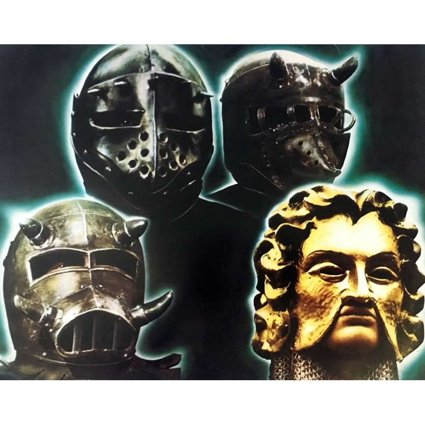 EXCALIBUR Presskit - 30x40 cm. - 1981 - Nigel Terry, Helen Mirren, John Boorman