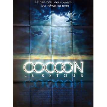 COCOON THE RETURN Movie Poster - 47x63 in. - 1988 - Daniel Petrie, Don Ameche