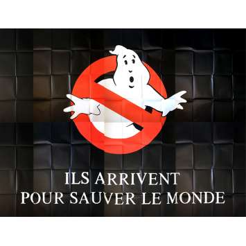GHOSTBUSTERS 2 Affiche de film - 400x300 cm. - 1989 - Bill Murray, Ivan Reitman