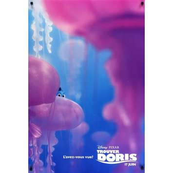 FINDING DORY Advance 1sh Movie Poster 29x40 - 2016 - Pixar